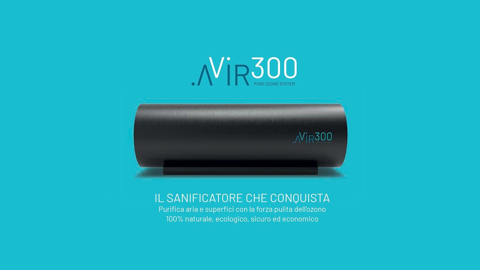 Ozonizzatore Avir 300