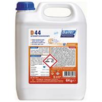 Detergente disincrostante per la pulizia di bollitori e cuocipasta.
