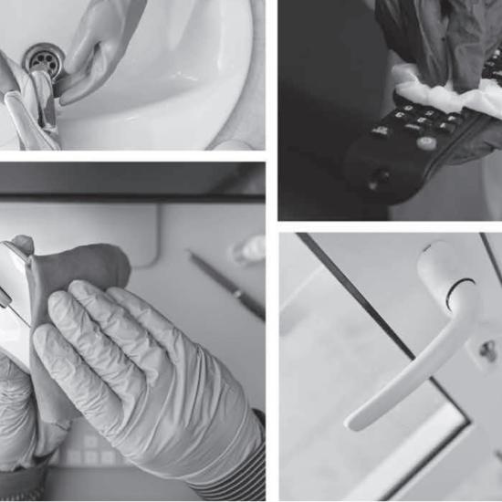 Disinfezione e sanificazione mani e ambienti