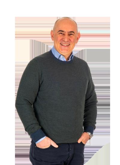Stefano Pallanch Sales Department