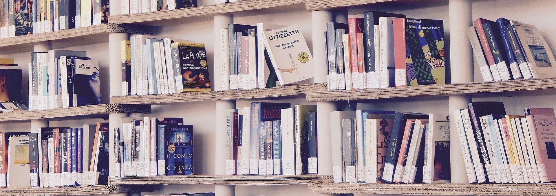 Sanificazione libri